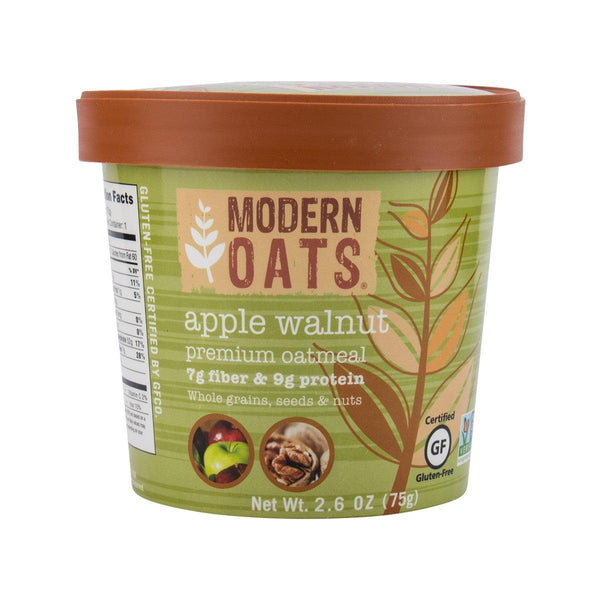 MODERN OATS Apple Walnut Oatmeal  (75g)