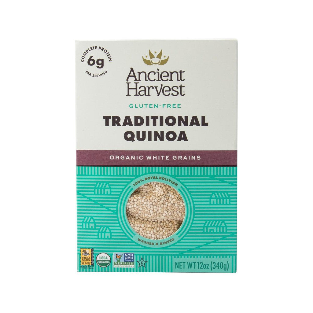 Ancient Harvest Organic White Grains Quinoa(340g)