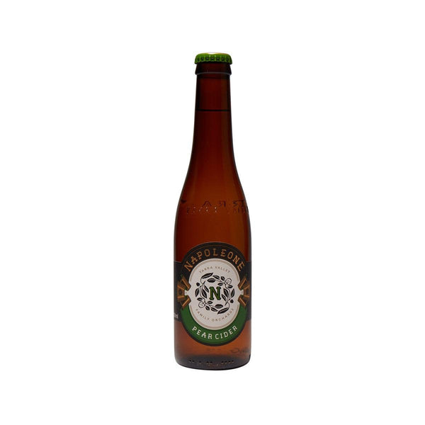 NAPOLEONE & CO Pear Cider (Alc 4.9%)  (330mL)