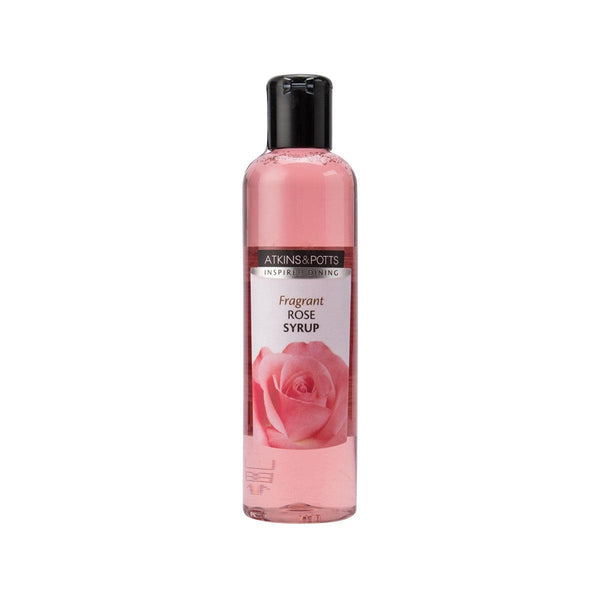Atkins&Potts Fragrant Rose Syrup(200g)