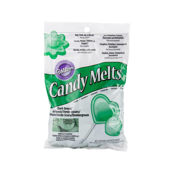 WILTON Candy Melts - Dark Green  (340g)
