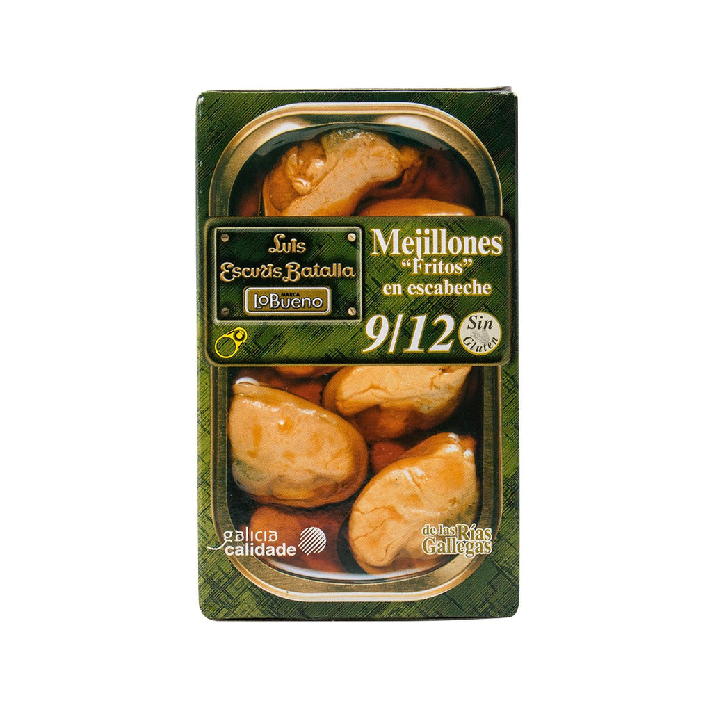 Luis Escuris Batalla Mussels In Pickled Sauce(120g)