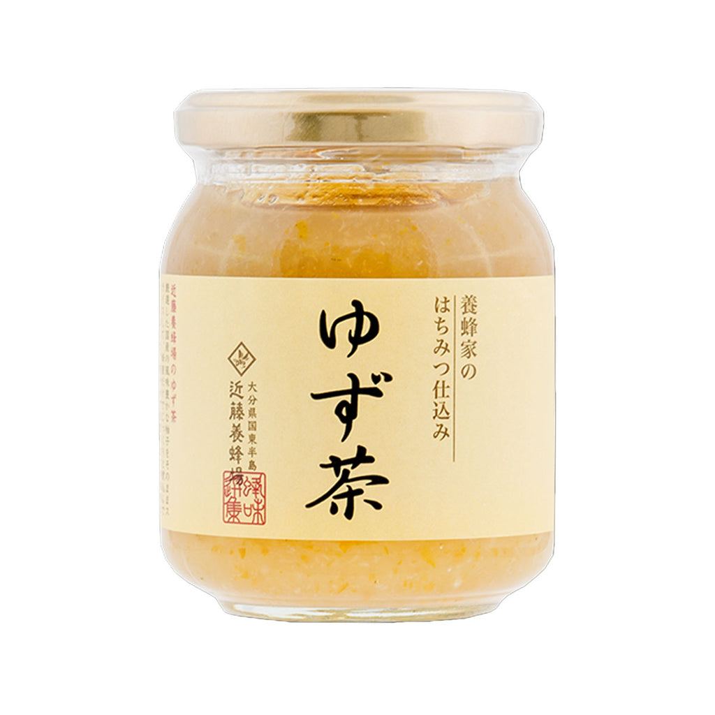 KONDO HONEY FACTORY Yuzu Citrus in Honey  (250g)