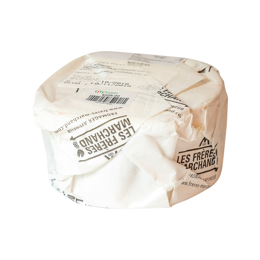 LES FRERES MARCHAND Mont d'Or AOP Raw Milk Cheese  (1pc)