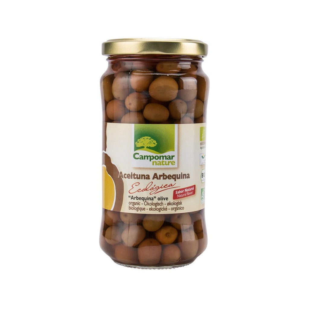 Campomar Organic Arbequina Olives(350g)