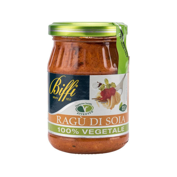 Biffi Vegetable Sauce With Soya(190g)