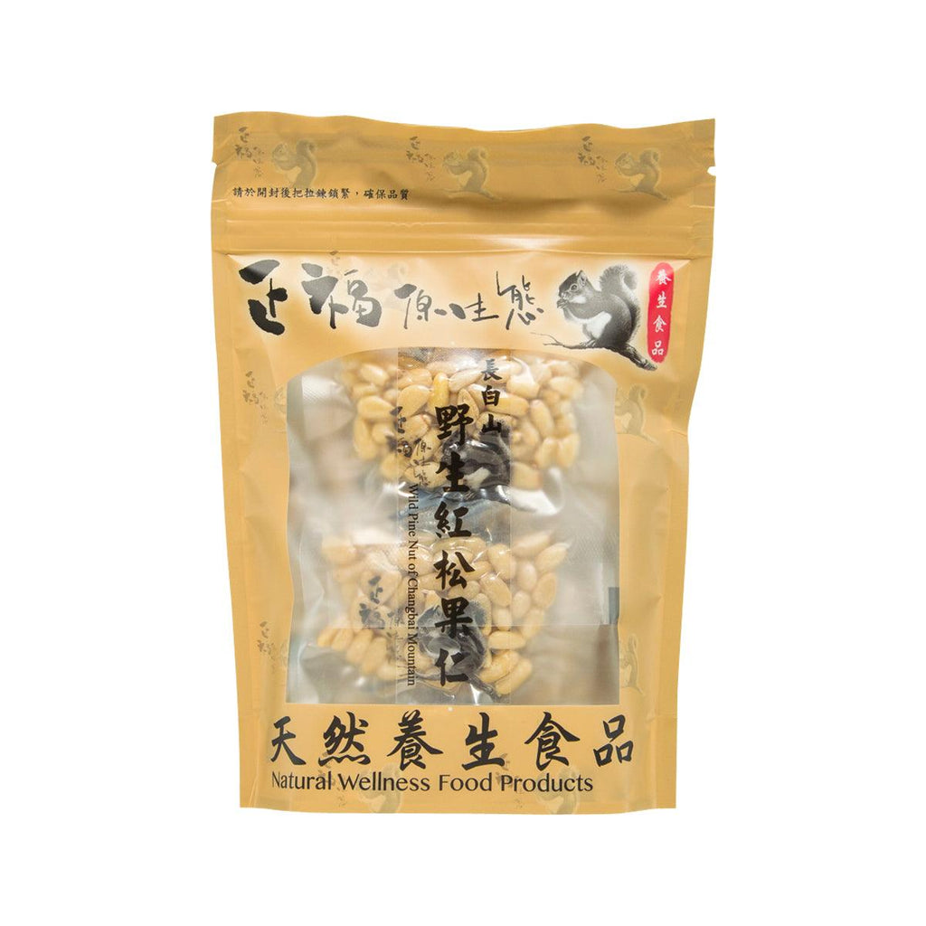 NATURAL FORTUNE Wild Pine Nut of Changbai Mountain  (70g)