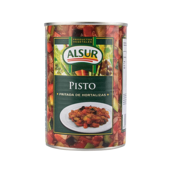 Alsur Pisto Fried Vegetables In Tomato Sauce(400g)