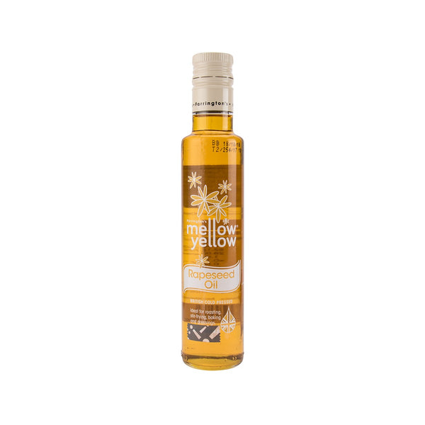 FARRINGTON'S Cold Pressed Rapeseed Oil  (250mL)