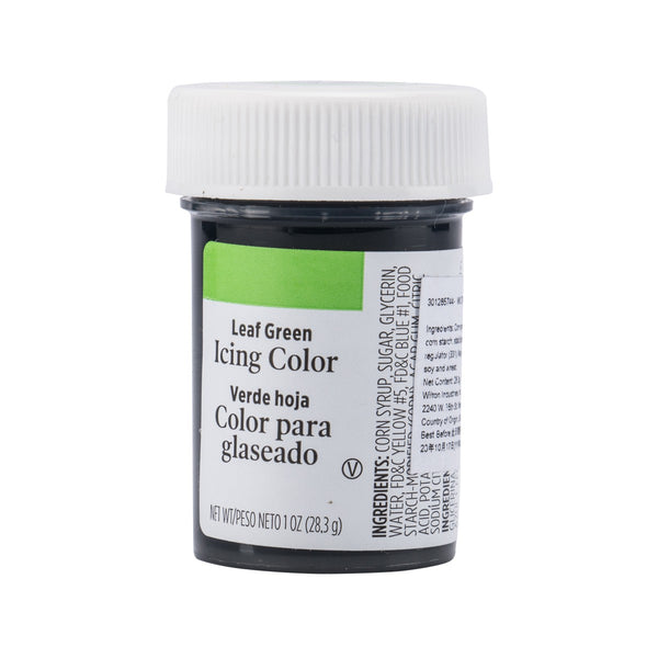 WILTON Icing Color - Leaf Green  (28.3g)