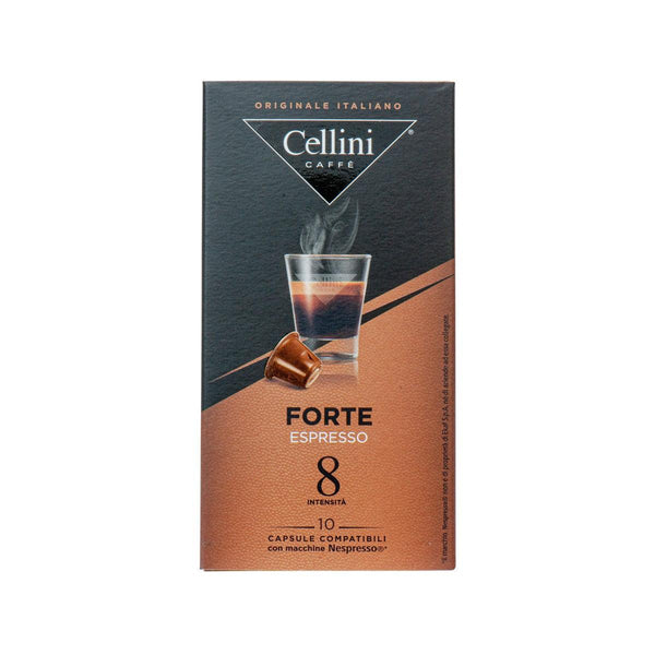 CELLINI No. 8 Espresso Forte Coffee Capsule  (50g)