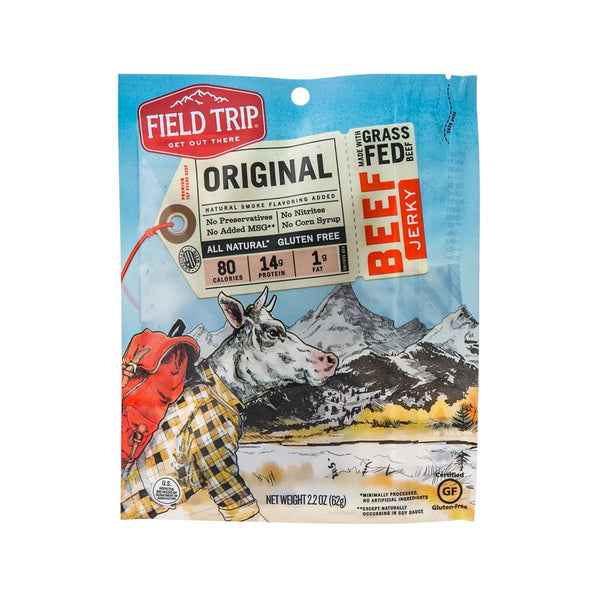 FIELD TRIP Beef Jerky - Original  (2.2oz)