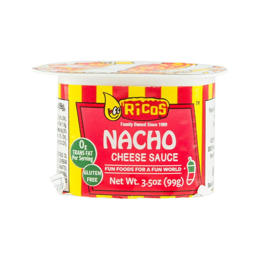 RICO'S Pack Nacho Cheese Sauce Port Cup  (99g)