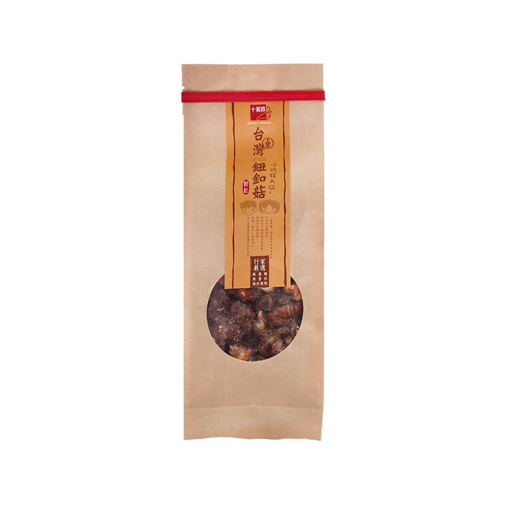TEN WINGS FINE FOODS Taiwan Mushroom  (100g)