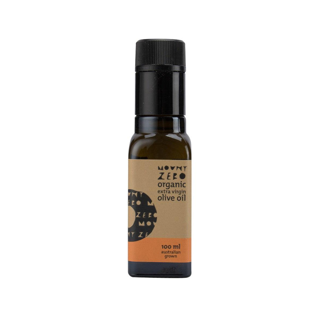 MOUNT ZERO OLIVES Organic Extra Virgin Olive Oil  (100mL)