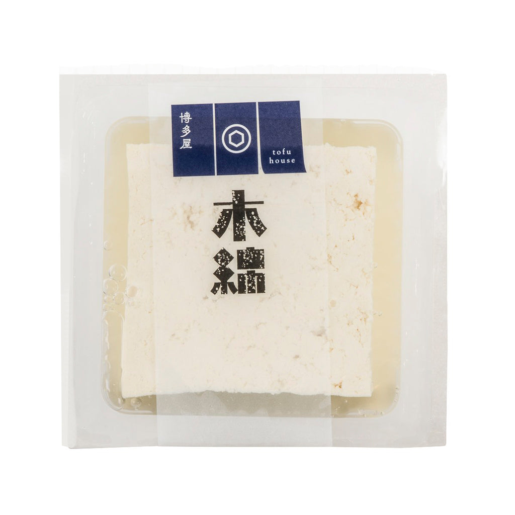 HAKATAYA Momen Tofu - Large  (1pc)