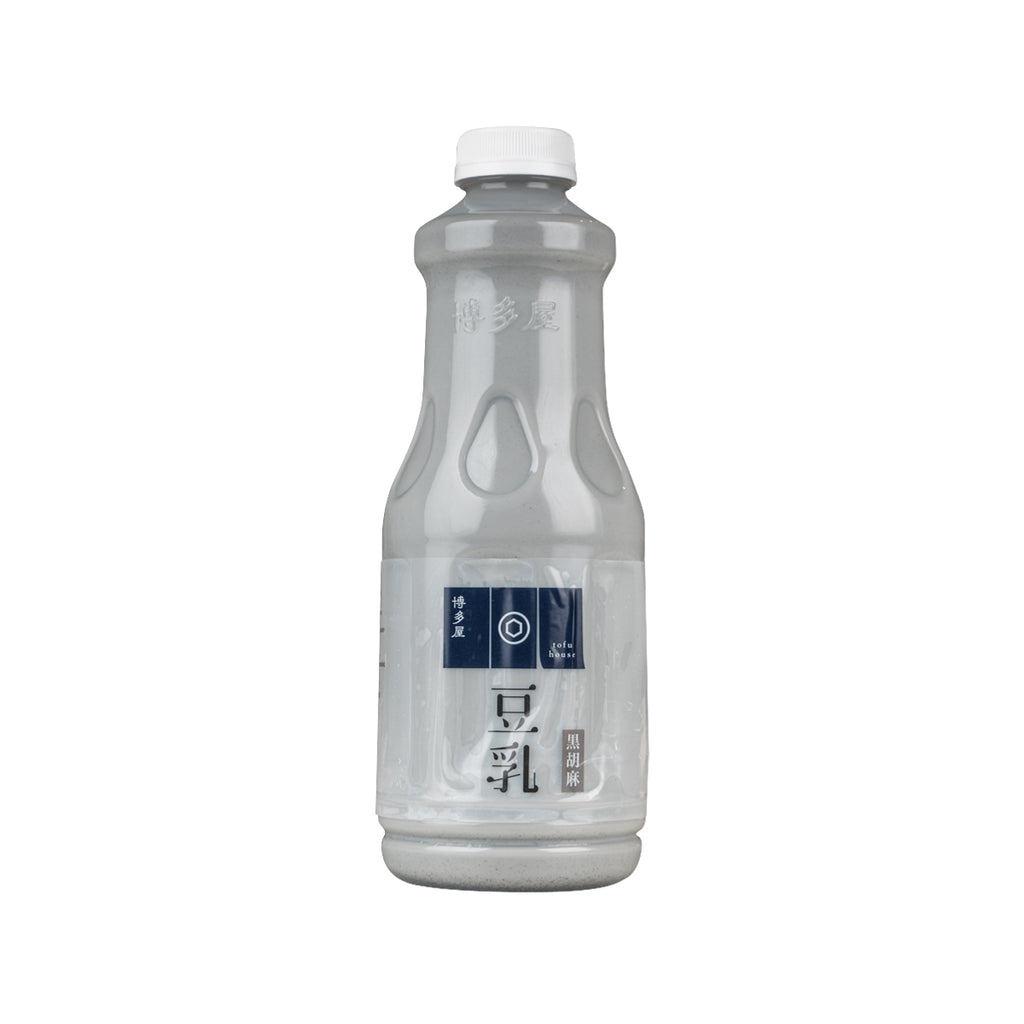 Hakataya Soymilk With Black Sesame(450mL)