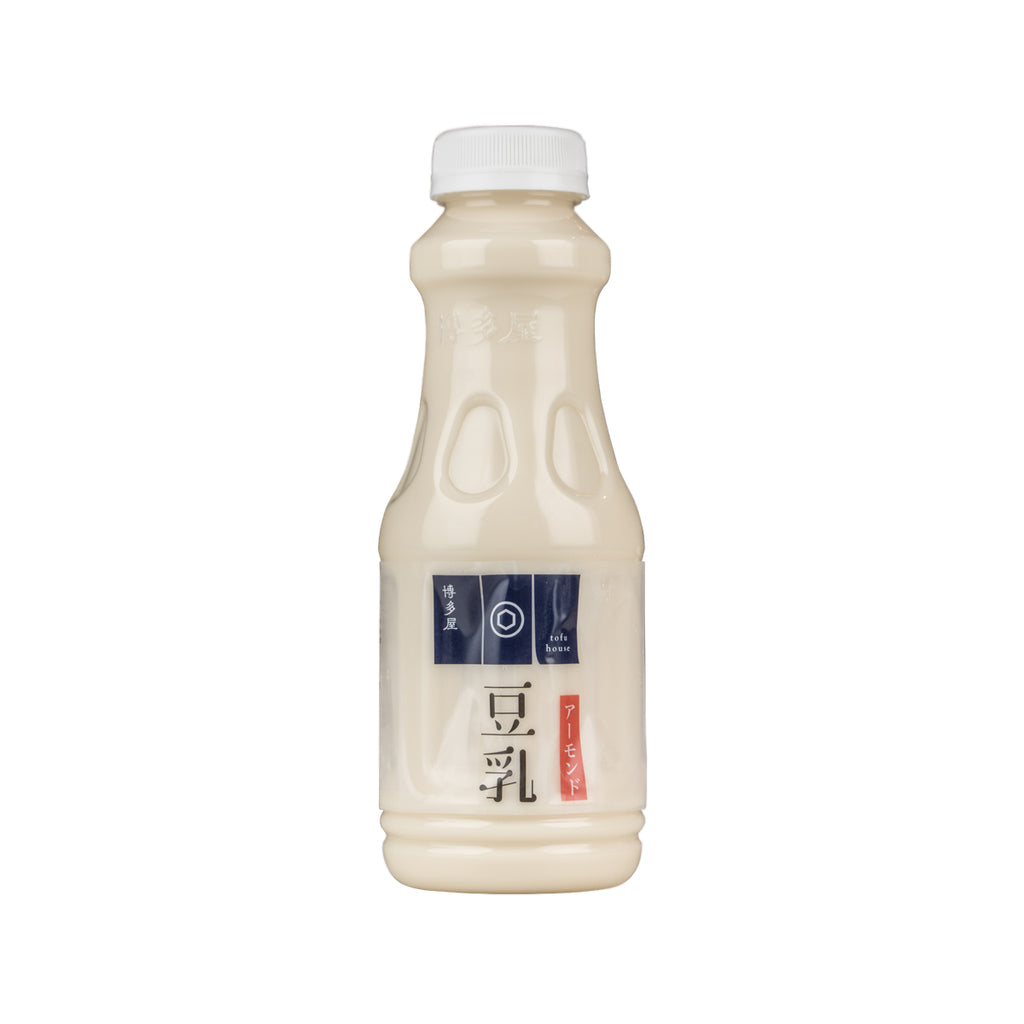 Hakataya Soymilk With Almond(450mL)