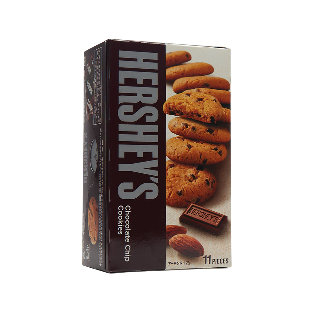 LOTTE Hershey's Chocolate Chip Cookies  (11pcs)
