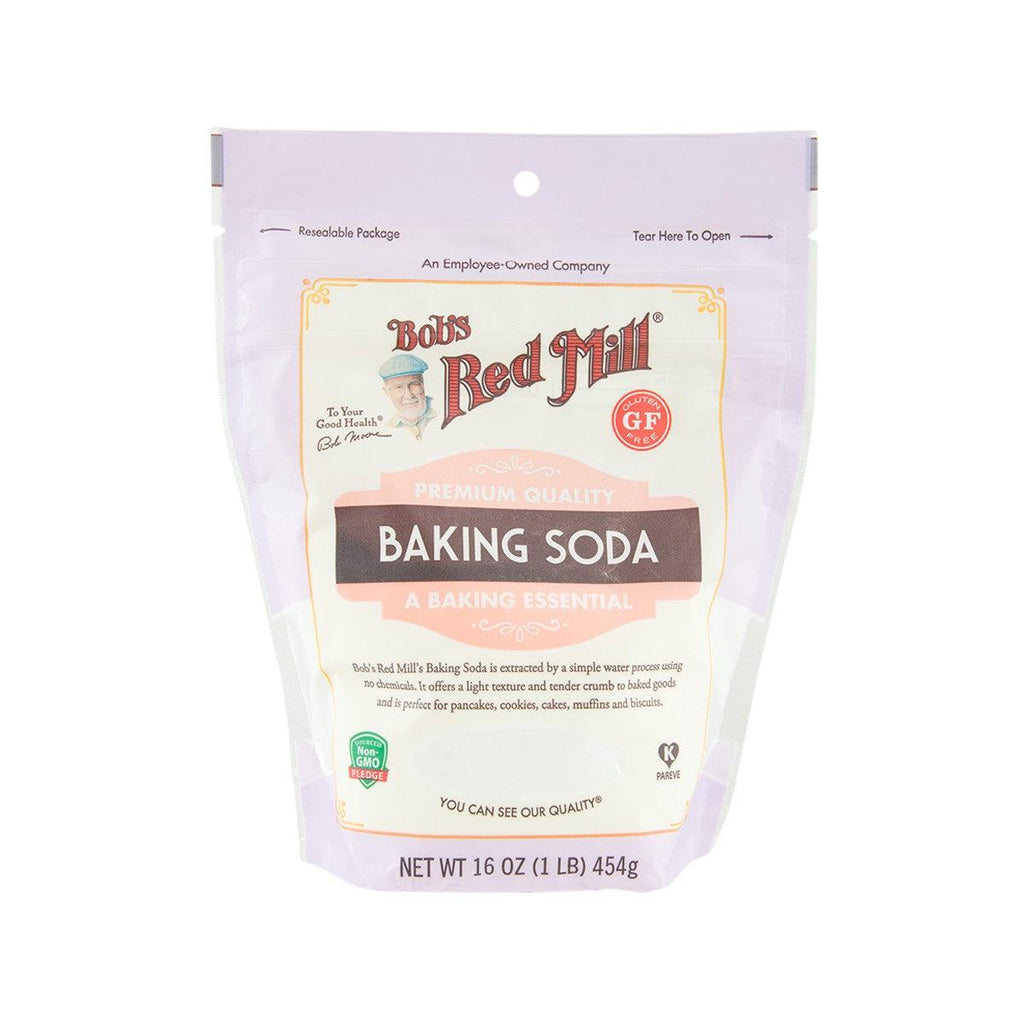 BOB'S RED MILL Baking Soda  (454g)