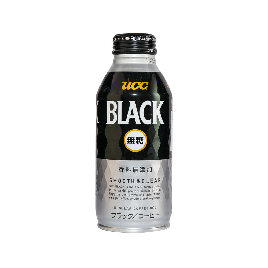 Ucc Black Smooth & Clear No Sugar Coffee(375g)
