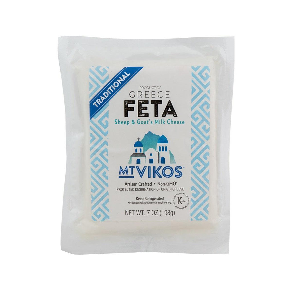 Mt. Vikos Feta Cheese(198g)