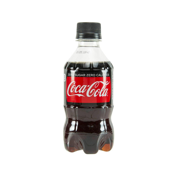 COCA COLA Coke Zero - Japan  (300mL)