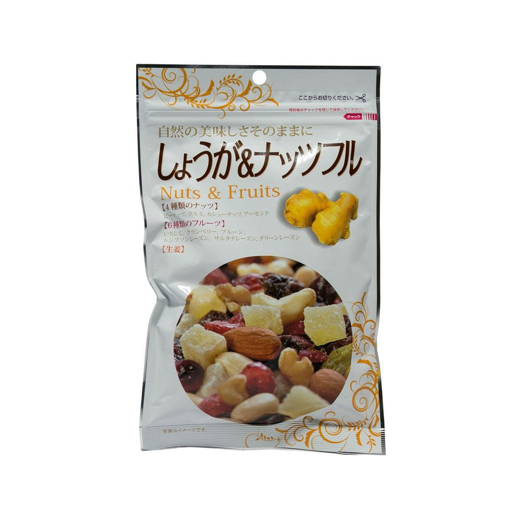 Ginger with Nuts & Fruit(150g)