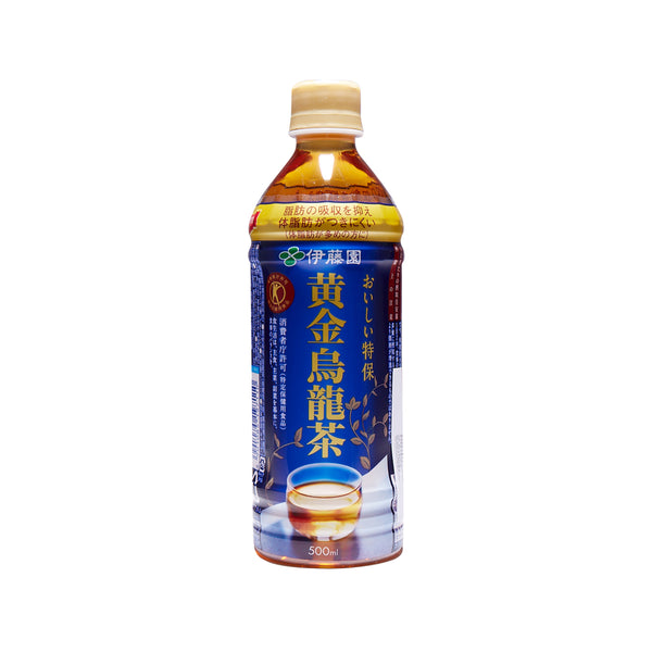 ITOEN Golden Oolong Tea  (500mL)