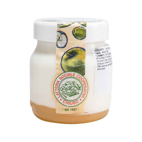 CHIURO VALTELLINA Yogurt - Apple  (150g)
