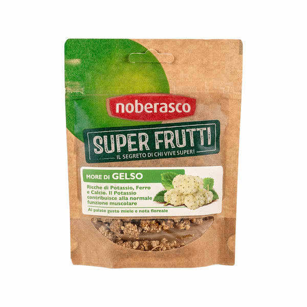 NOBERASCO Super Fruit - Dried White Mulberry  (60g)