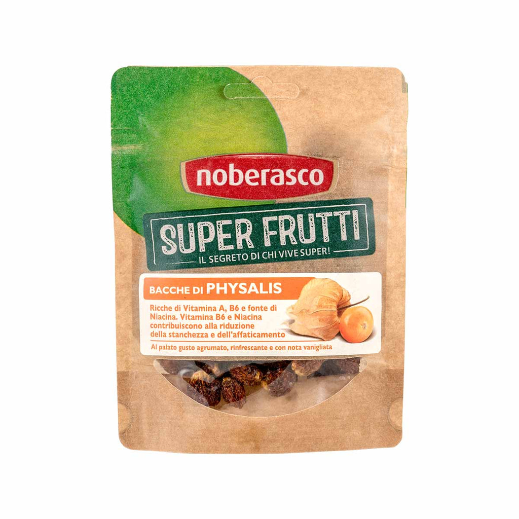 Noberasco Super Fruit - Dried Cape Gooseberry(70g)