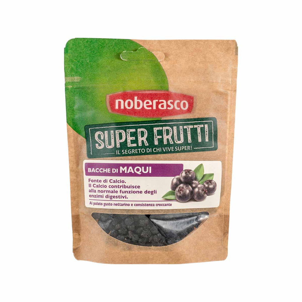 Noberasco Super Fruit - Dehydrated Maqui Berries(50g)