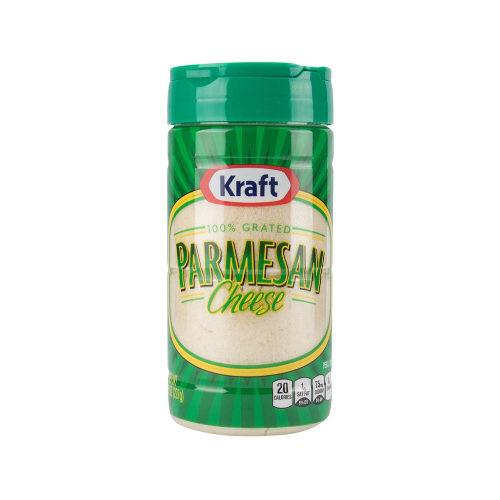 Kraft Grated Parmesan Cheese(227g)