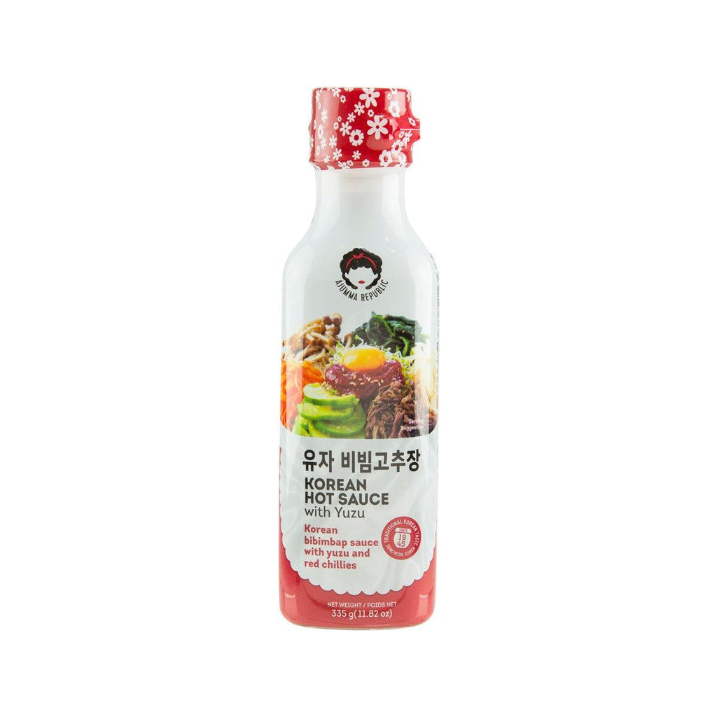 AJUMMAREPUBLIC Korean Hot Sauce with Yuzu  (335g)