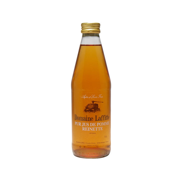 DOMAINE LAFFITTE Pure Reinette Apple Juice  (330mL)