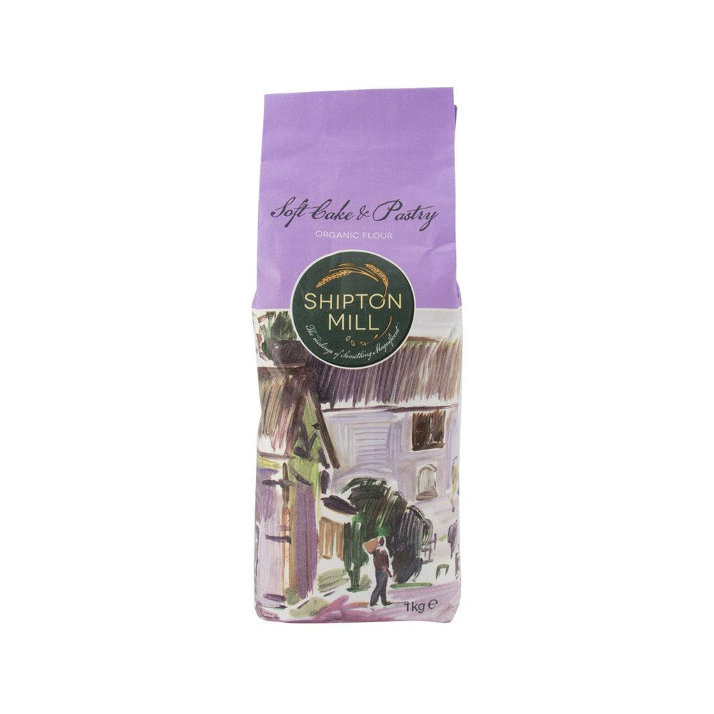 Shipton Mill Organic Soft Cake & Pastry Flour(1kg)