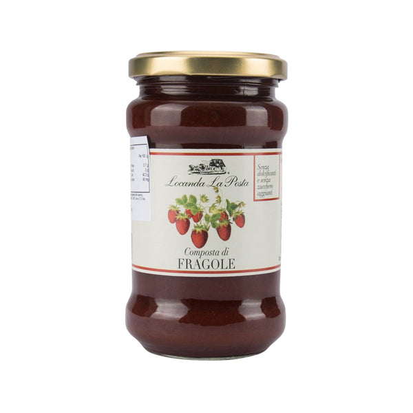 Locanda La Posta Strawberry Jam [No Added Sugar](300g)