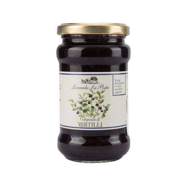 Locanda La Posta Blueberry Jam [No Added Sugar](300g)