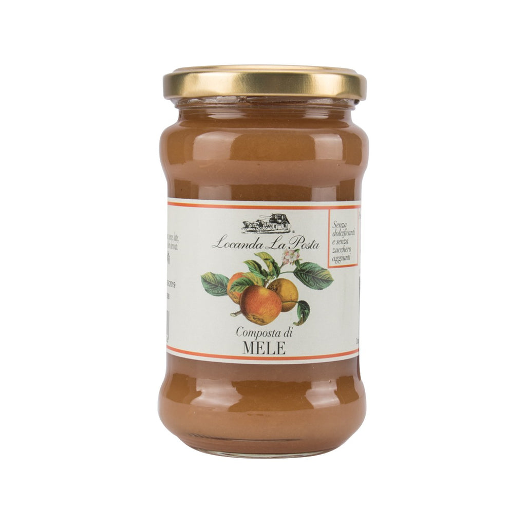 LOCANDA LA POSTA Apple Jam [No Added Sugar]  (300g)
