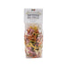 PASTIFICIO DEL COLLE Handmade Colourful Pasta - Rainbow Butterfly  (500g)