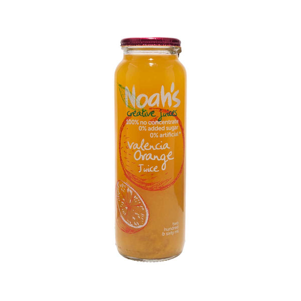NOAH'S Valencia Orange Juice  (260mL)