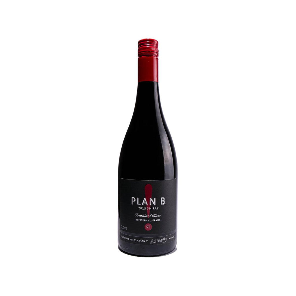 PLAN B Shiraz Tempranillo 13/14/16 (750mL)