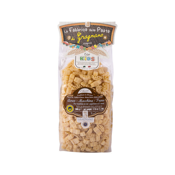 LAFABBRICADELLA Transport Shaped Pasta  (500g)