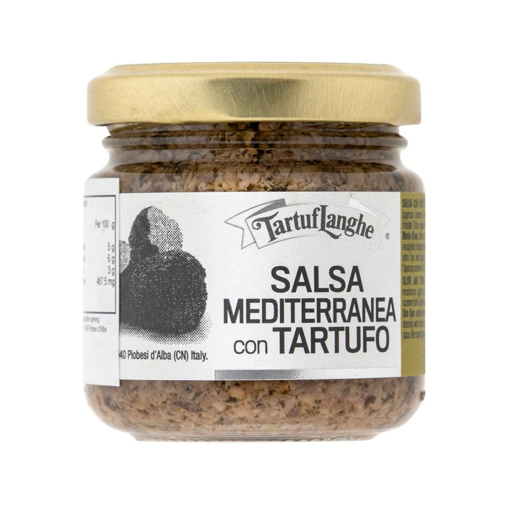 TARTUFLANGHE Olive and Truffle Spread  (90g)