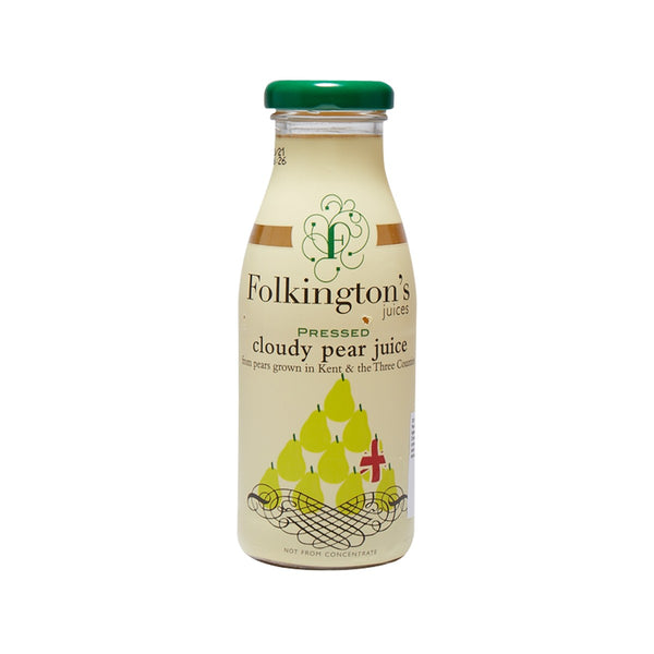 FOLKINGTON'S Cloudy Pear Juice  (250mL)