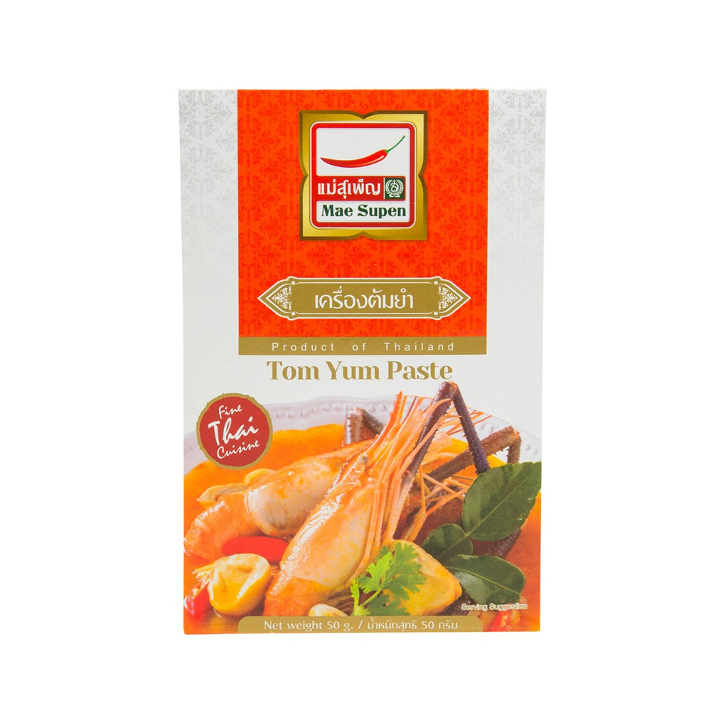 MAE SUPEN Tom Yum Paste  (50g)