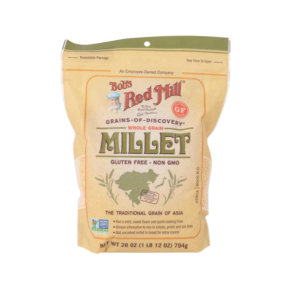 BOB'S RED MILL Whole Grain Millet  (794g)