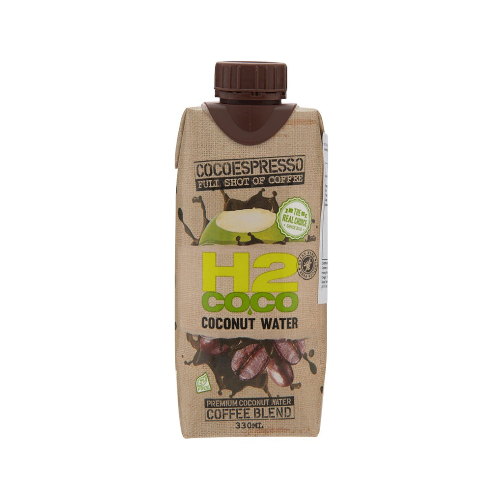 H2COCO Premium Coconut Water - Coffee Blend  (330mL)