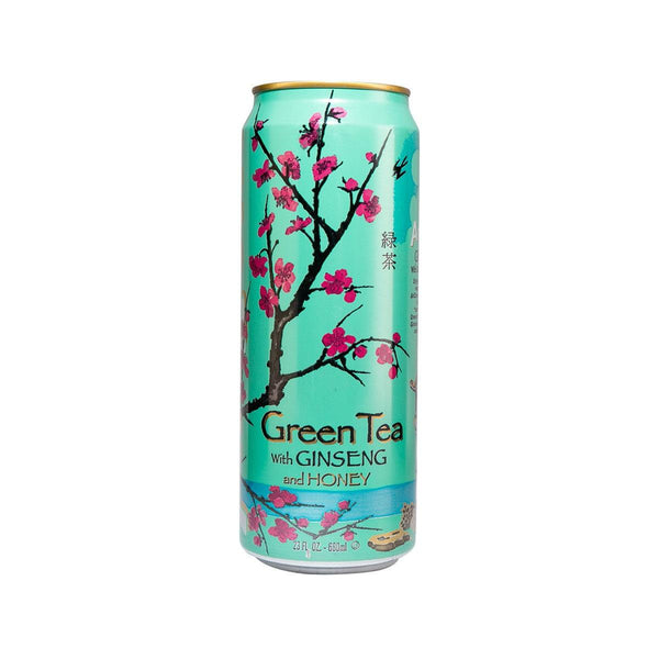 ARIZONA Green Tea with Ginseng and Honey  (680mL)